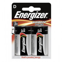 Energizer Power D/LR20 (2)