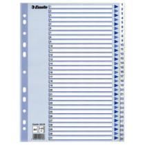 Register PP A4 1-31 hvid