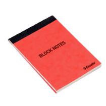 Notesblok A7 linieret 50 ark