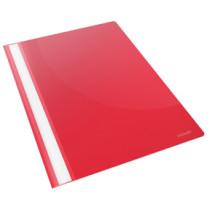 Tilbudsmappe Vivida A4 rød