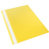 Tilbudsmappe Vivida A4 gul
