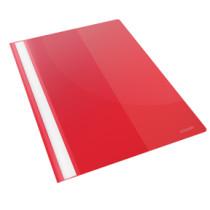 Tilbudsmappe Vivida m/lomme A4 rød (25)