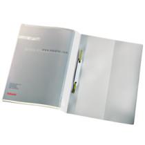 Tilbudsmappe m/lomme A4 hvid (25)