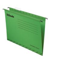 Hængemappe forstærket folio grøn (25)