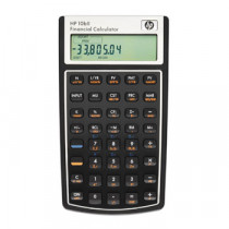 HP 10BII+ financial calc. (Nordic CD)