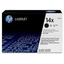 LaserJet 14X black toner cartridge