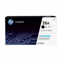 LaserJet 26A black toner cartridge