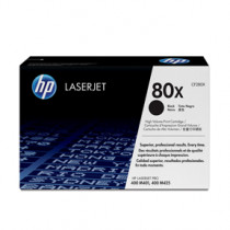 LaserJet 80X black toner high capaciy