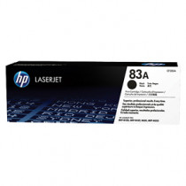 LaserJet 83A black toner cartridge