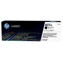 Color LaserJet 827A black toner