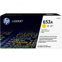 Color laserjet 653A yellow toner
