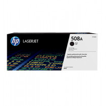 Color LaserJet 508A black toner
