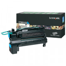 C792 toner Cyan HC 20K (return)