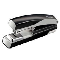 Leitz hæftemaskine 5505 FlatClinch t/30 ark sort