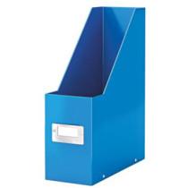 Tidsskriftsamler Click&Store WOW A4 blå