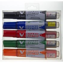 WB Marker V-Board BG skrå 2-5mm spids(5)
