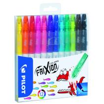 Frixion Colors 0,7 12-pak ass