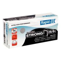 Hæfteklammer 26/8 super strong (5000)