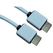 SAVER HDMI 2.0 Cable, White (1m)