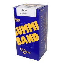 Gummibånd 500 gram Nr.18