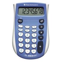 Texas TI-503 SV calculator blisterpacked