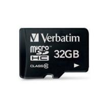 Micro SDHC Card 32GB Class 10 w/adaptor