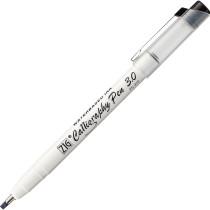 ZIG Kalligrafi Pen 3.0 sort