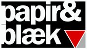 Papir & Blæk logo